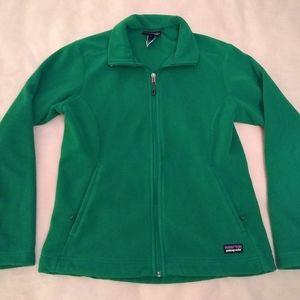 Patagonia Synchilla fleece full zip sweater